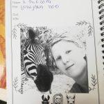 Bucket List dnevnik photo review